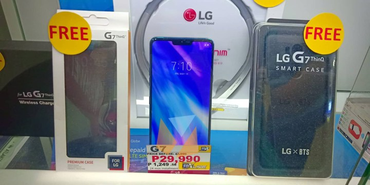LG G7 ThinQ gets a huge price cut - YugaTech | Philippines