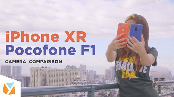 Watch: Apple iPhone XR vs Pocophone F1 Camera Comparison