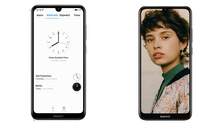 Huawei Y6 2019, Y7 2019 now official - YugaTech