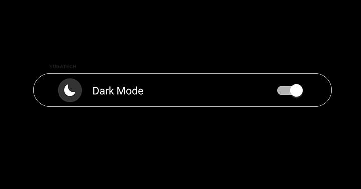 How to activate Facebook Messenger's hidden Dark Mode - YugaTech