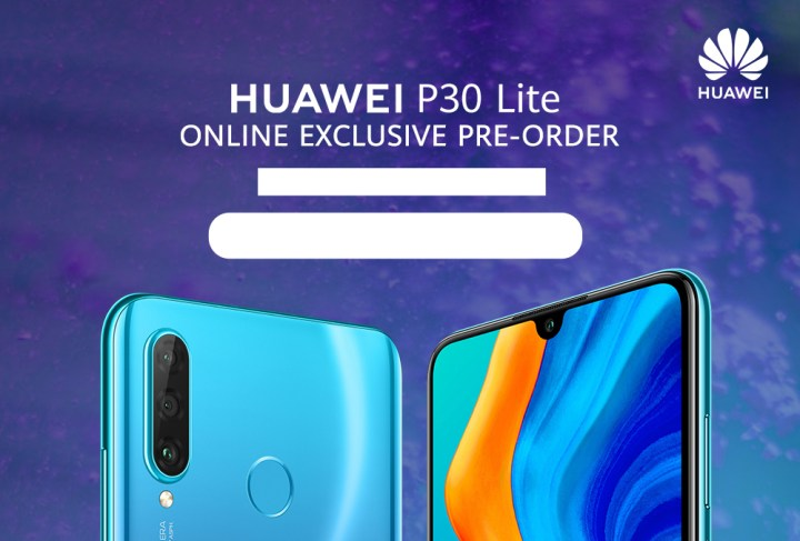 Huawei P30 Lite price, pre-order details revealed - YugaTech