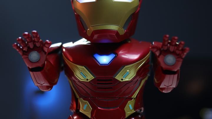 Iron Man MK50 Robot by UBTECH Hands-on - YugaTech   Philippines Tech