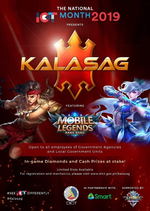 DICT to hold Mobile Legends tournament for government
