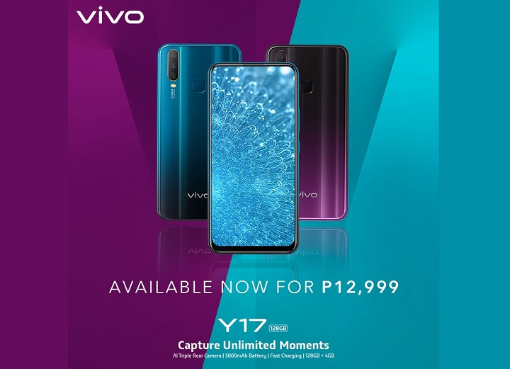 Vivo Y17 priced in the Philippines - YugaTech | Philippines