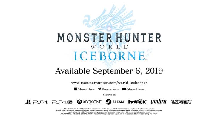 Monster Hunter World: Iceborne full story trailer launched