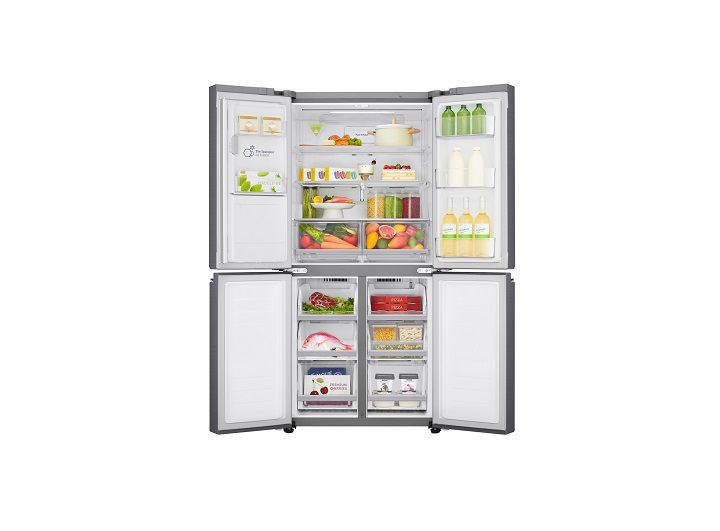 LG intros Slim French-Door refrigerators for the Asian