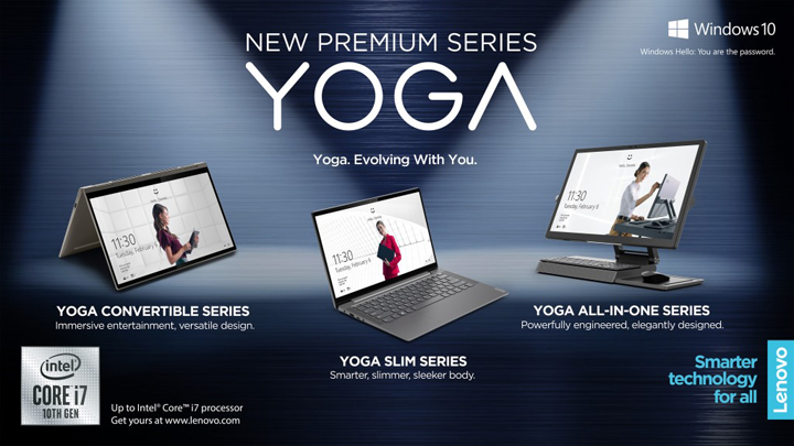 Lenovo Yoga C And S Series Laptops To Arrive In The Philippines Priced Yugatech Philippines Tech News Reviews