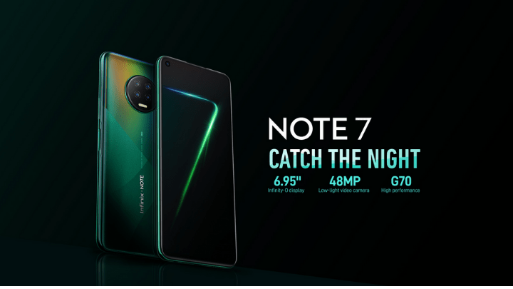 Infinix Note 7 now available in the Philippines, priced - YugaTech | Philippines Tech News & Reviews