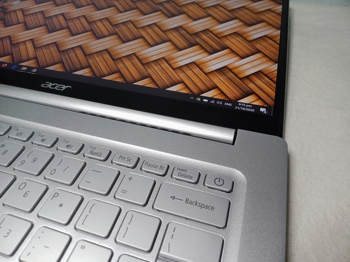 Acer Swift 3 Power Button Ctslover