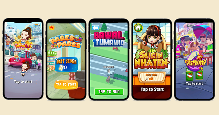 Wil to Play mobile games for Android coming soon