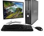 DELL Optiplex Desktop with 22in LCD Monitor
