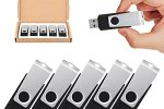 TOPSELL 5 Pack 32GB USB Flash Drives
