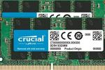 Crucial 32GB Kit (16GBx2) DDR4 2400 MT/s (PC4-19200) DR x8 SODIMM 260-Pin Memory – CT2K16G4SFD824A