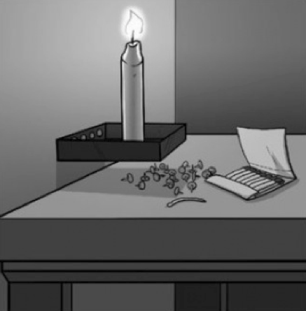 Candle Problem Rewards 3
