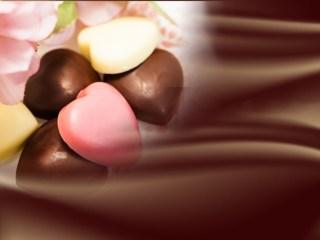チョコレートで伝える愛の湯