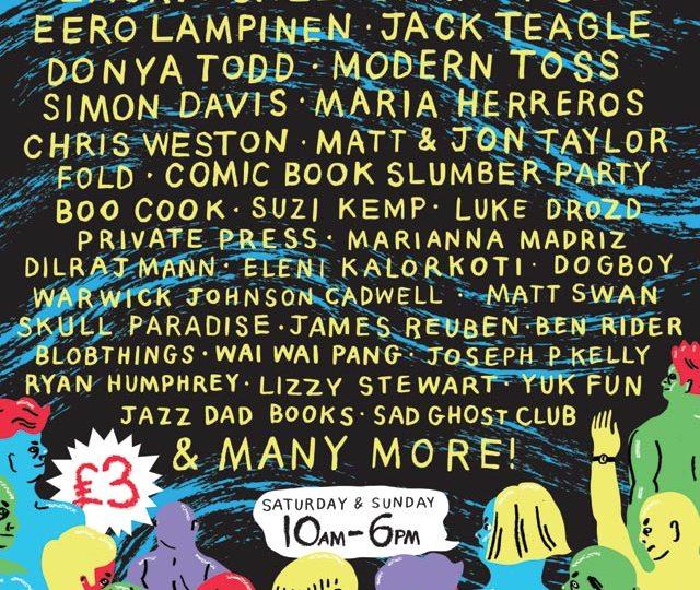 Brighton Illustration Fair 2015