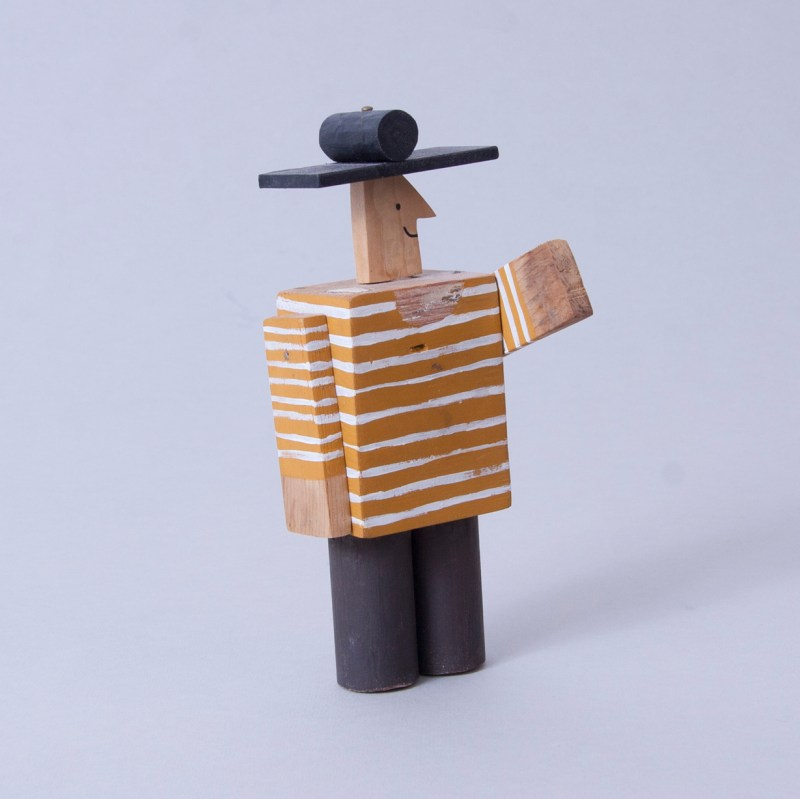 Rob Hodgson - Woodman hat