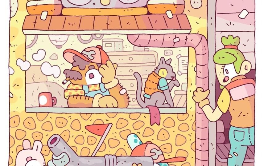 Mason Dickerson: Illustration We Love