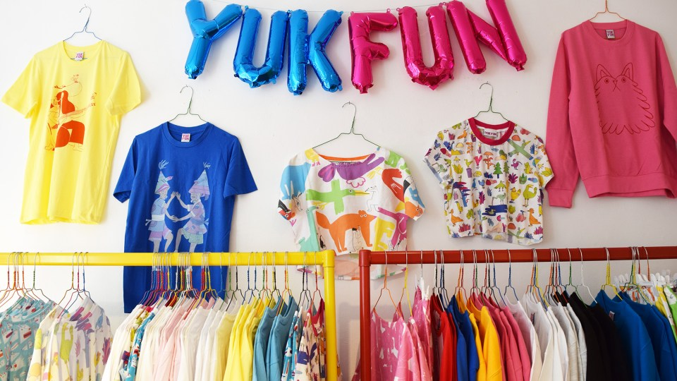 Dream Safari & YUK FUN Pop-up Shop