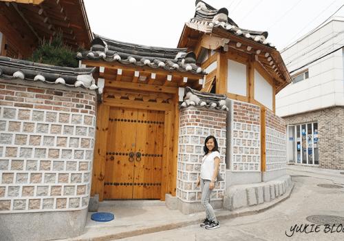 Bukchon Hanok Village Seoul Yukieblog