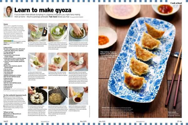 gyoza recipe details