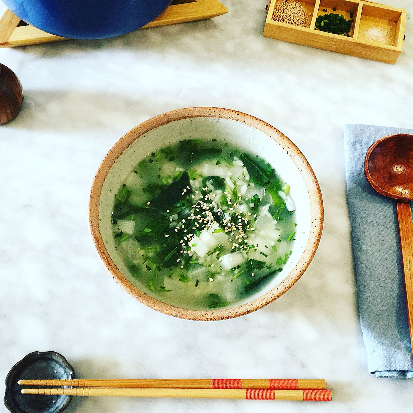 japanese rice porridge