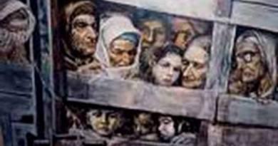 kırım sürgünü, yük vagonlarındaki mazlum kırım türkleri