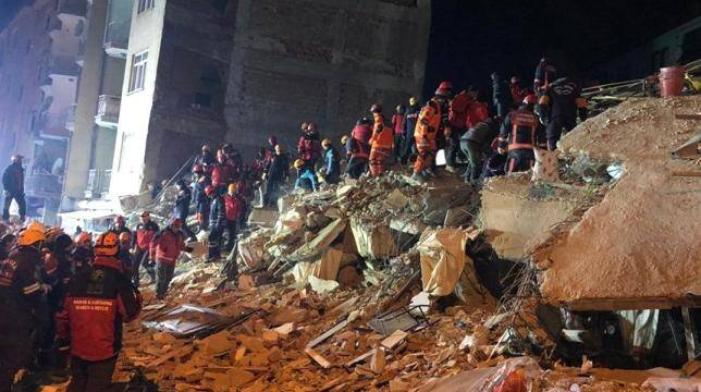 Doğu Fay Hattı Uyandı Elazığ Depremi Türkiye'yi Sarstı