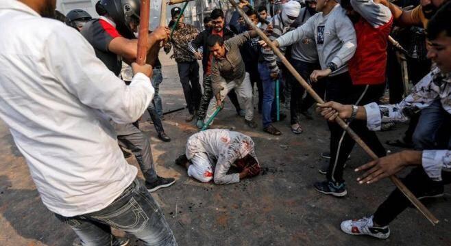 Hindistan'da Müslüman katliamı! Dünya vahşete sessiz