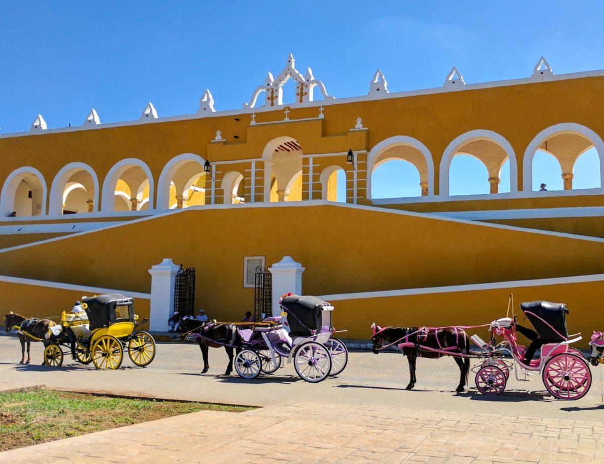Voyage dans la péninsule du Yucatan Mexico 2em partie
