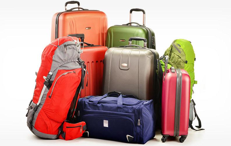 Infos sur les bagages en soute & bagages à main de chaque transporteur