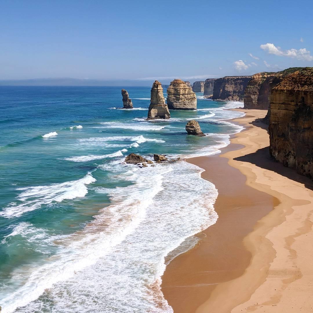 Mon voyage en Australie et en Nouvelle-Zélande 1ère partie