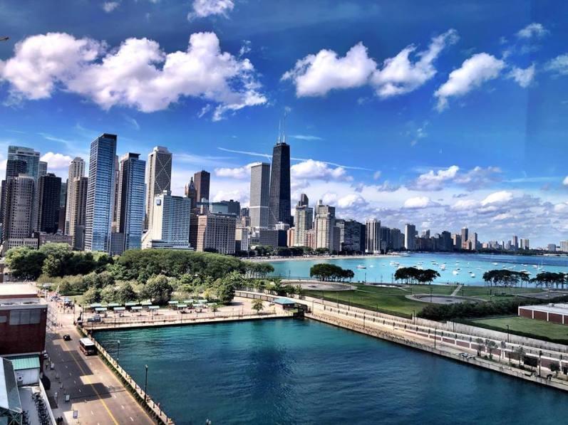 Long Week-End à Chicago 2ème partie