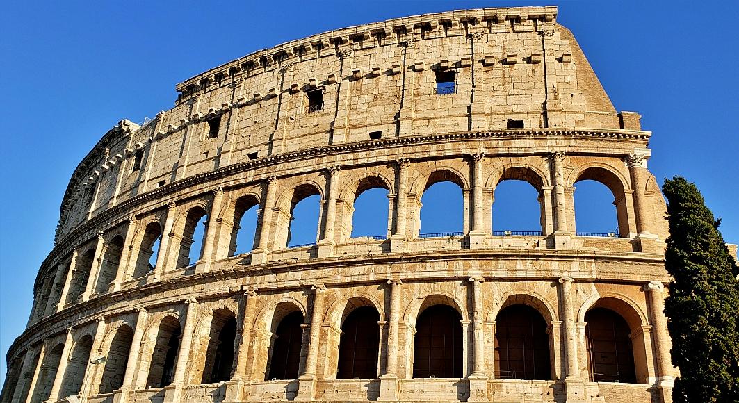Une escale de 13 heures à Rome
