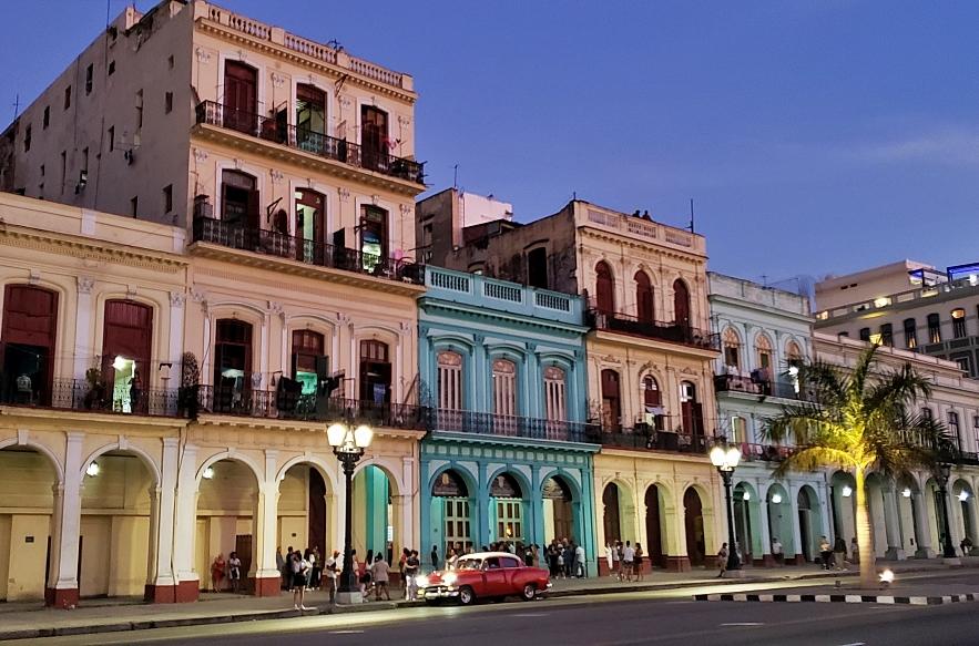Mon voyage à La Havane avec une aubaine en classe affaires