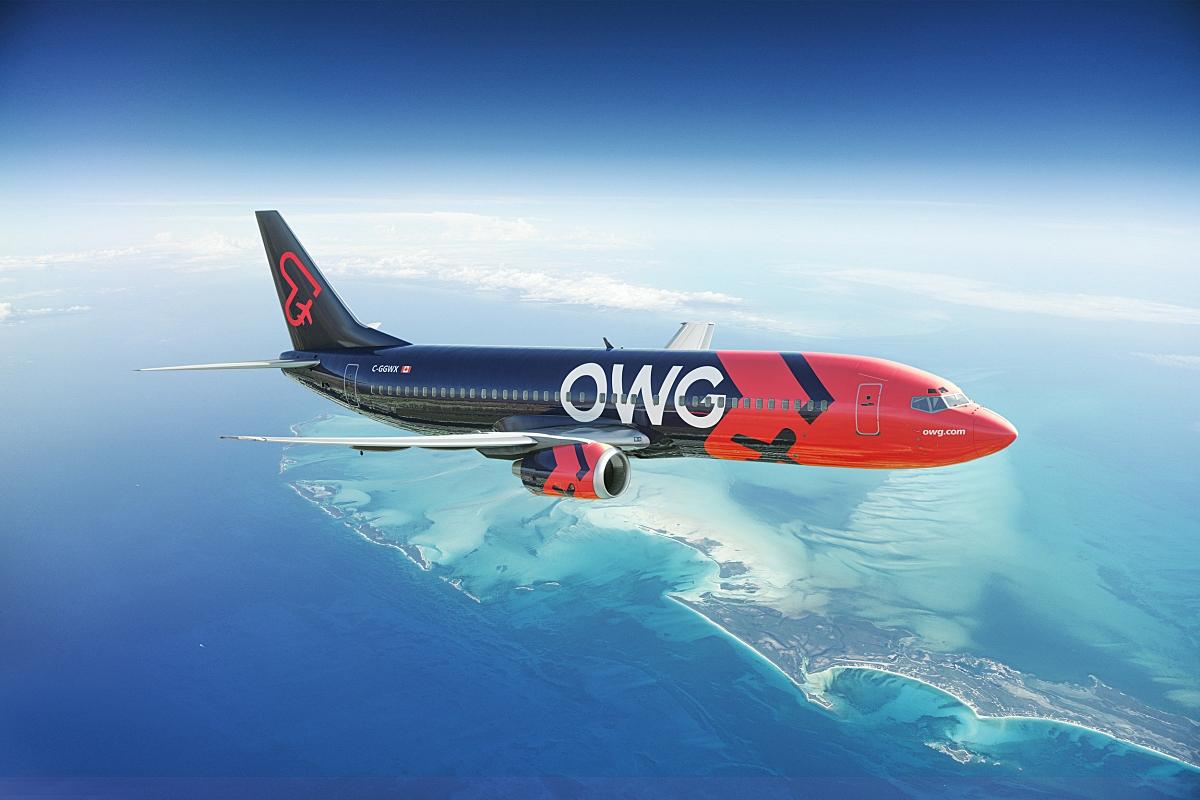Lancement d'une nouvelle ligne aérienne québécoise