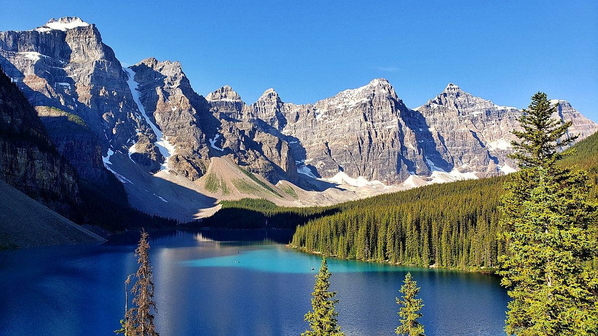 Mon voyage à Vancouver et Calgary