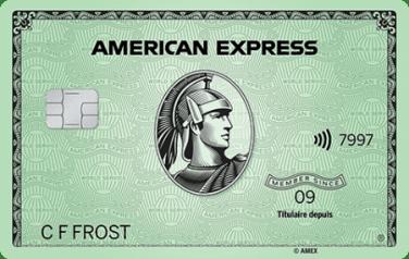 CarteChoix d'American ExpressMC