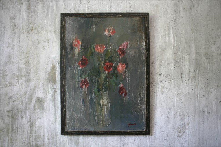 art, painting, oil, canvas