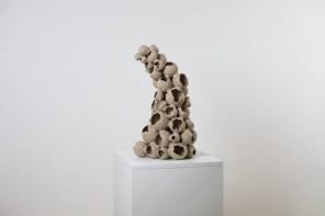 art, sculpture, paper, yulya yalanzhi, yalanzhi