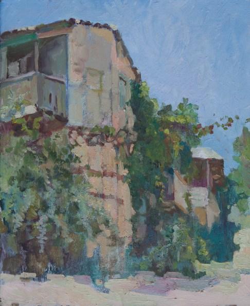 Landscape. oil on canvas 40*50 сm. 400€