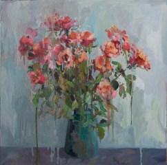 Roses_60_60cm_2019_Yalanzhi_Yulya