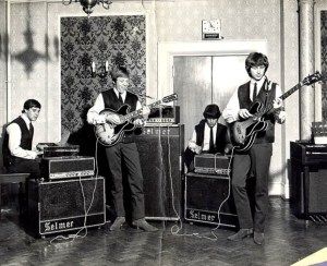 Procol Harum with Selmer Valve Amplifiers