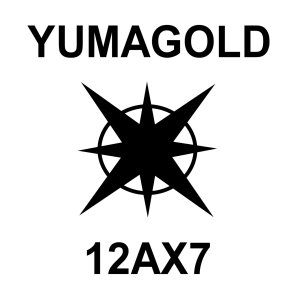 Yuma Gold Amplifier Valve