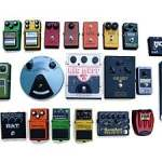 Types of Guitar Effect Pedal