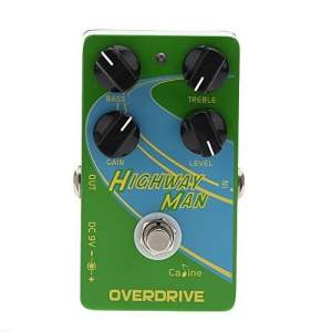 CP-25 Caline Highway Man Overdrive Guitar Effect Pedal