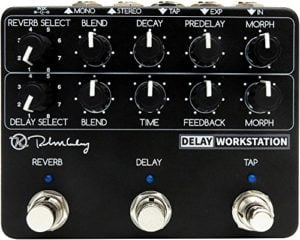 Keeley Delay Workstation · Boutique Guitar Effect Pedals
