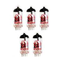 Replacement Valve Kit, Tubes Matched Quintet of ECC83 12AX7 TUBES