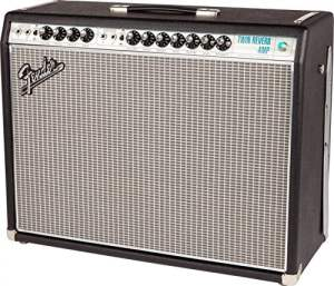 Fender 68 Custom Twin Reverb Amplifier
