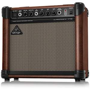 Behringer AT108 Ultracoustic 15W Acoustic Guitar Amplifier